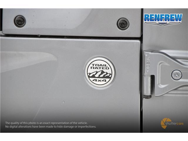 2019 Jeep Wrangler Unlimited Sport (Stk: K189) in Renfrew - Image 7 of 20