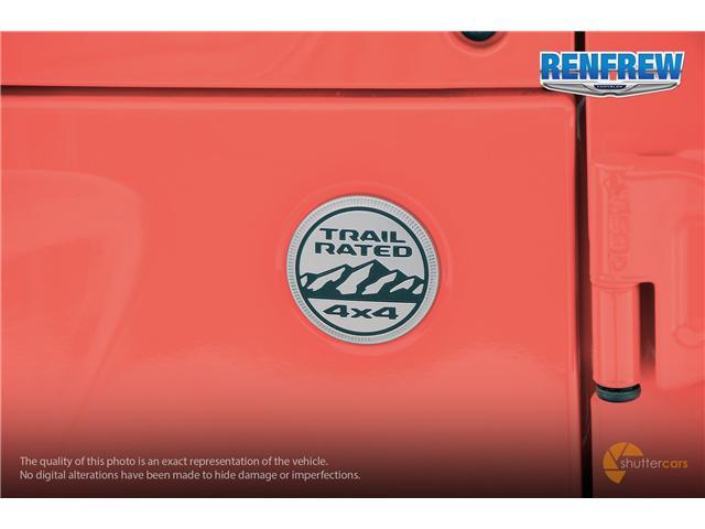 2019 Jeep Wrangler Unlimited Sport (Stk: K196) in Renfrew - Image 7 of 20