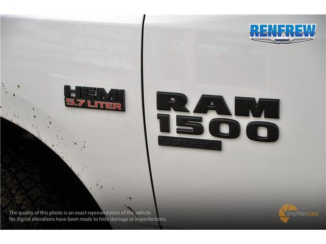 2019 RAM 1500 Classic ST (Stk: K197) in Renfrew - Image 6 of 20