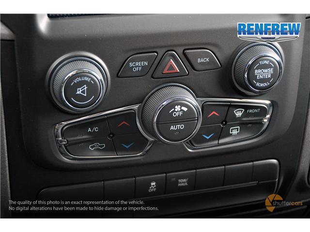 2019 RAM 1500 Classic ST (Stk: K197) in Renfrew - Image 14 of 20