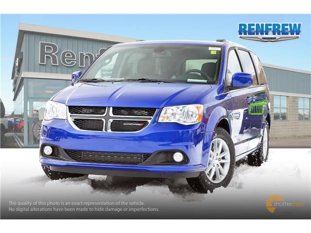 2019 Dodge Grand Caravan CVP/SXT (Stk: K198) in Renfrew - Image 1 of 20