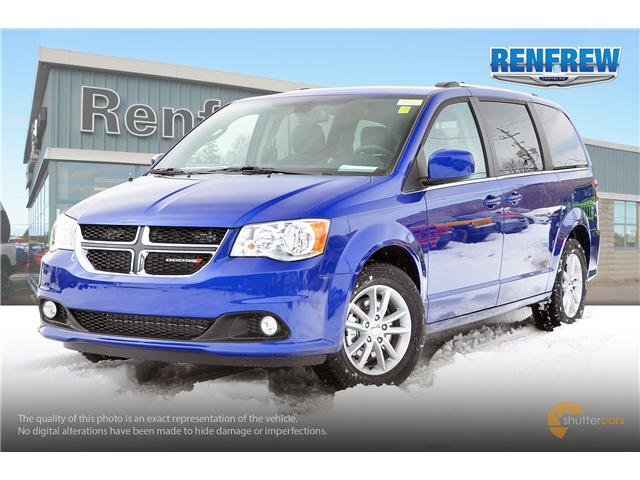 2019 Dodge Grand Caravan CVP/SXT (Stk: K198) in Renfrew - Image 2 of 20