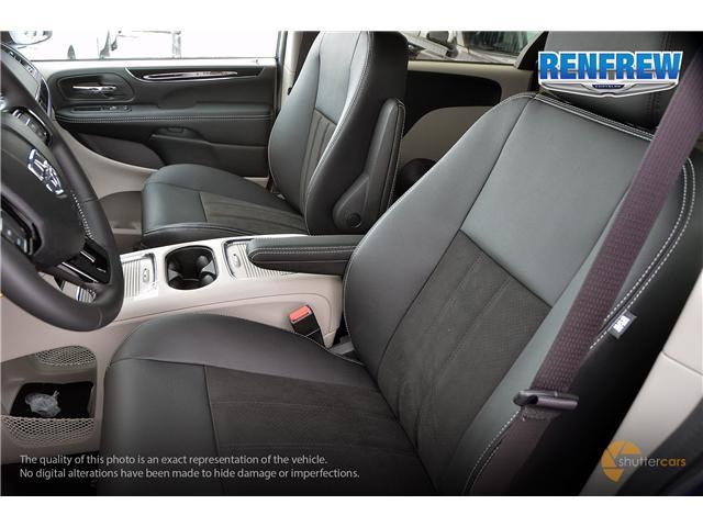 2019 Dodge Grand Caravan CVP/SXT (Stk: K198) in Renfrew - Image 11 of 20