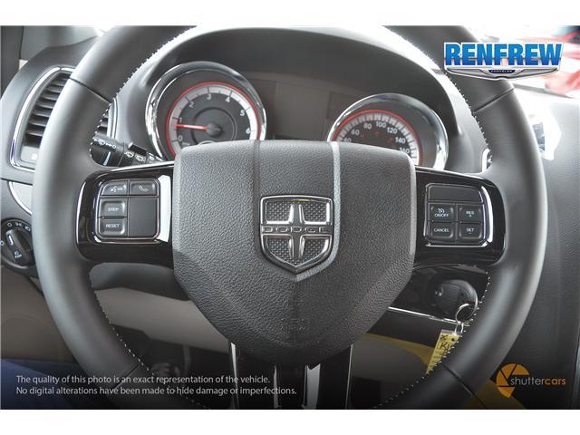 2019 Dodge Grand Caravan CVP/SXT (Stk: K198) in Renfrew - Image 12 of 20