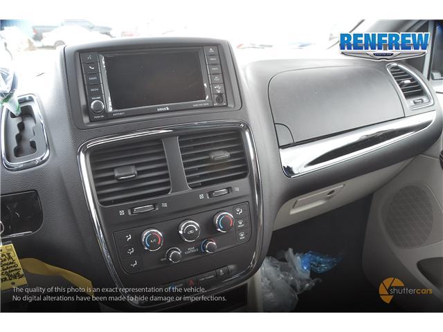 2019 Dodge Grand Caravan CVP/SXT (Stk: K198) in Renfrew - Image 14 of 20