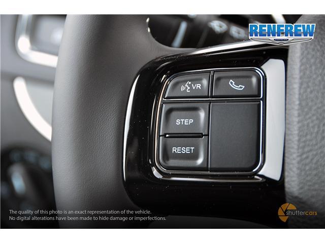 2019 Dodge Grand Caravan CVP/SXT (Stk: K198) in Renfrew - Image 19 of 20