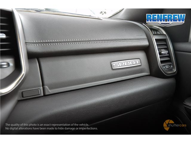 2019 RAM 1500 Sport/Rebel (Stk: K199) in Renfrew - Image 19 of 20
