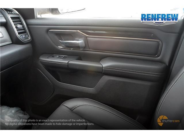 2019 RAM 1500 Sport/Rebel (Stk: K199) in Renfrew - Image 20 of 20