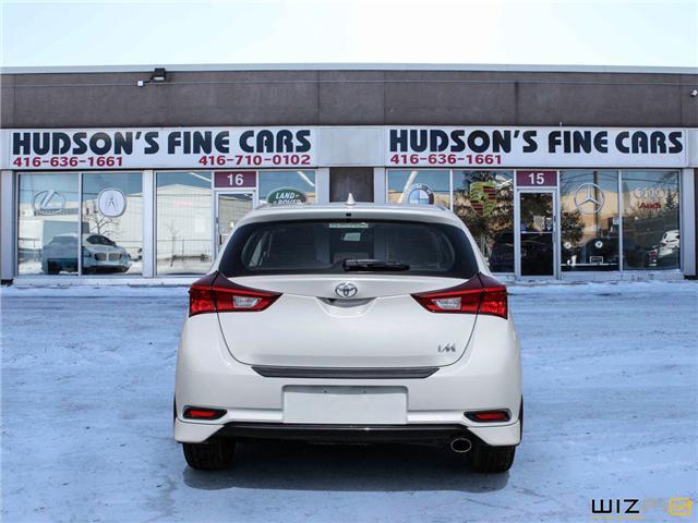 2018 Toyota Corolla iM  (Stk: 76474) in Toronto - Image 6 of 29