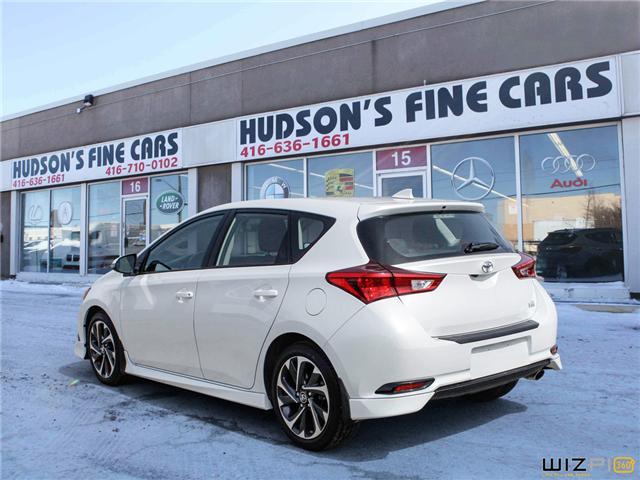 2018 Toyota Corolla iM  (Stk: 76474) in Toronto - Image 7 of 29