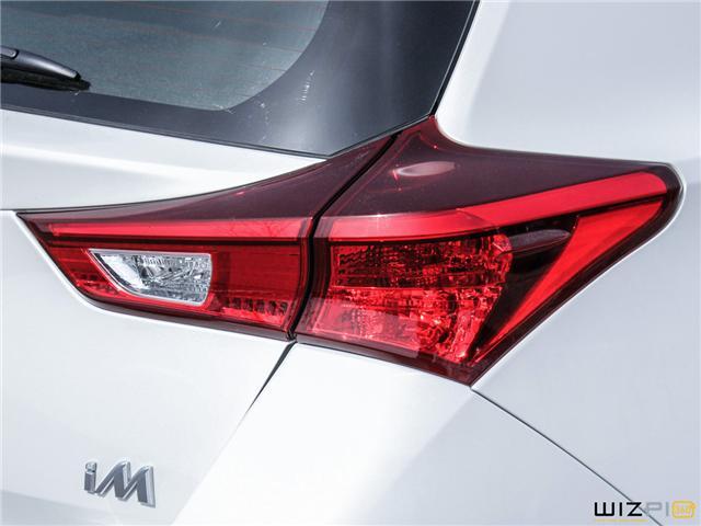 2018 Toyota Corolla iM  (Stk: 76474) in Toronto - Image 10 of 29