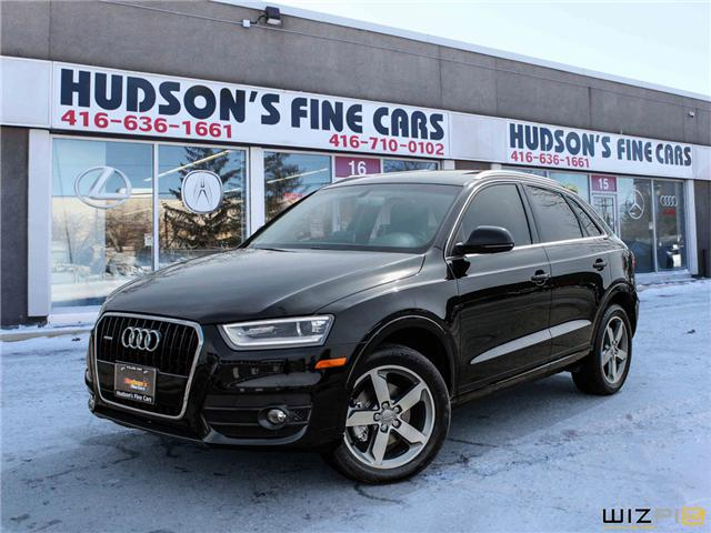 2015 Audi Q3 2.0T Progressiv (Stk: 06152) in Toronto - Image 1 of 30