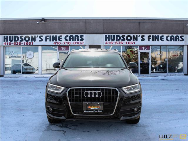 2015 Audi Q3 2.0T Progressiv (Stk: 06152) in Toronto - Image 2 of 30