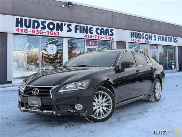 2013 Lexus GS 350  (Stk: 01598) in Toronto - Image 1 of 30