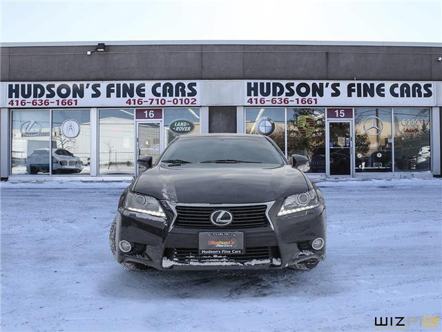 2013 Lexus GS 350  (Stk: 01598) in Toronto - Image 2 of 30