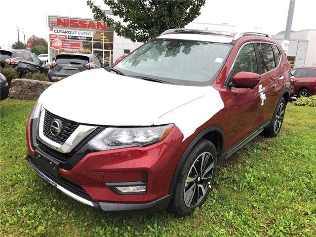 2019 Nissan Rogue SL (Stk: Y2503) in Burlington - Image 1 of 5