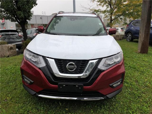 2019 Nissan Rogue SL (Stk: Y2503) in Burlington - Image 2 of 5