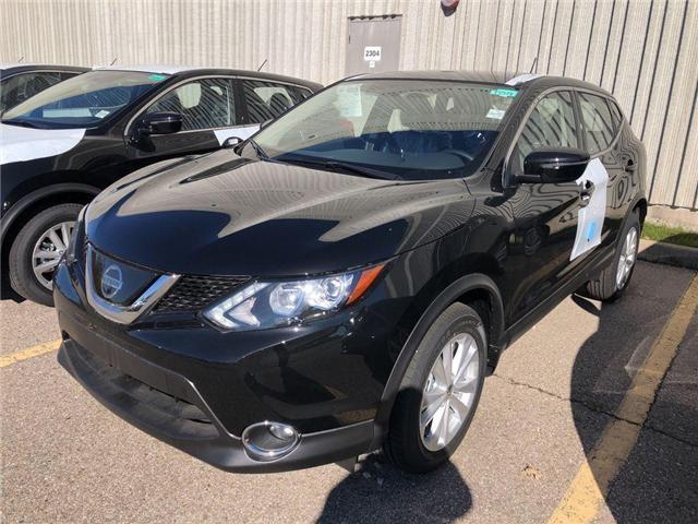 2018 Nissan Qashqai SV (Stk: X8123) in Burlington - Image 1 of 5