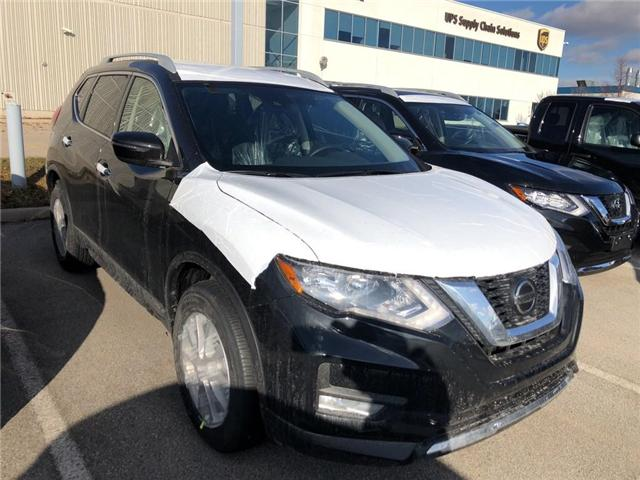2019 Nissan Rogue SV (Stk: Y2552) in Burlington - Image 1 of 5