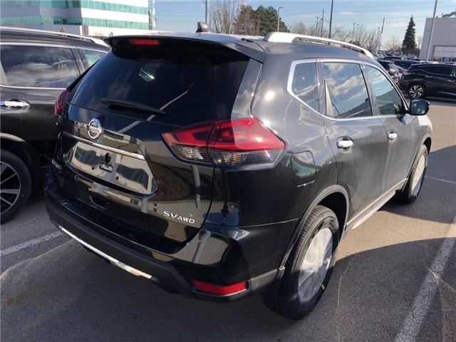 2019 Nissan Rogue SV (Stk: Y2552) in Burlington - Image 2 of 5
