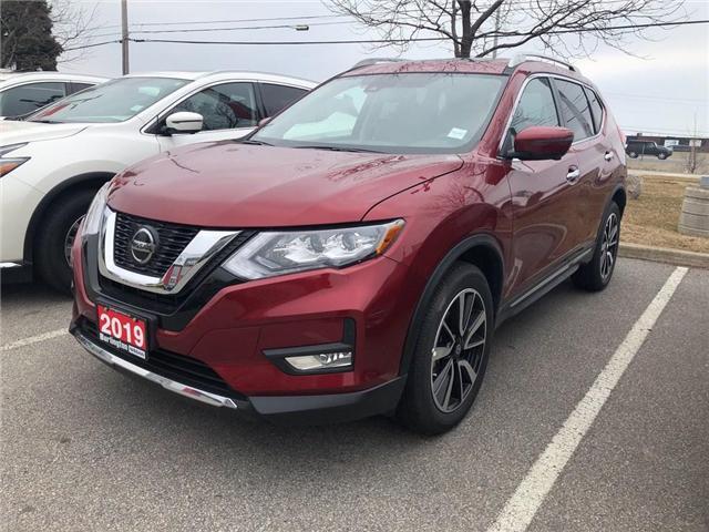 2019 Nissan Rogue SL (Stk: Y2572) in Burlington - Image 1 of 5