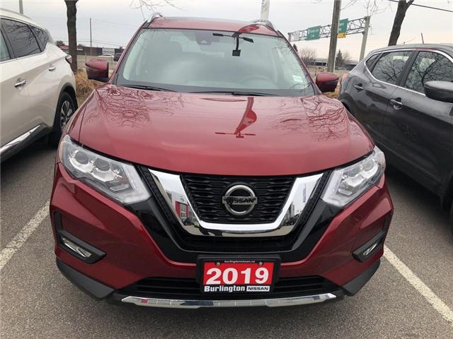 2019 Nissan Rogue SL (Stk: Y2572) in Burlington - Image 2 of 5