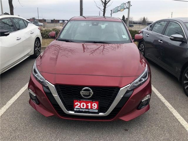 2019 Nissan Altima 2.5 Platinum (Stk: Y5513) in Burlington - Image 2 of 5