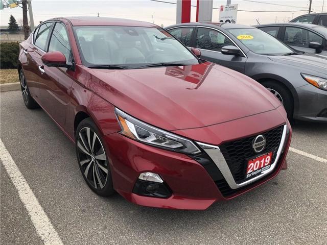 2019 Nissan Altima 2.5 Platinum (Stk: Y5513) in Burlington - Image 3 of 5