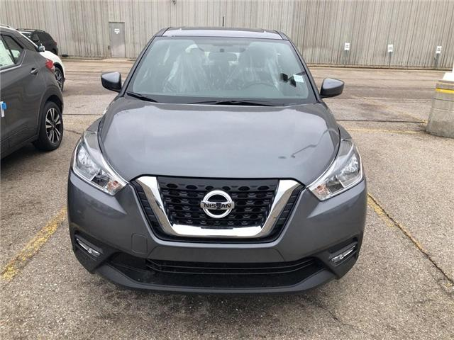 2019 Nissan Kicks SV (Stk: Y1129) in Burlington - Image 2 of 5