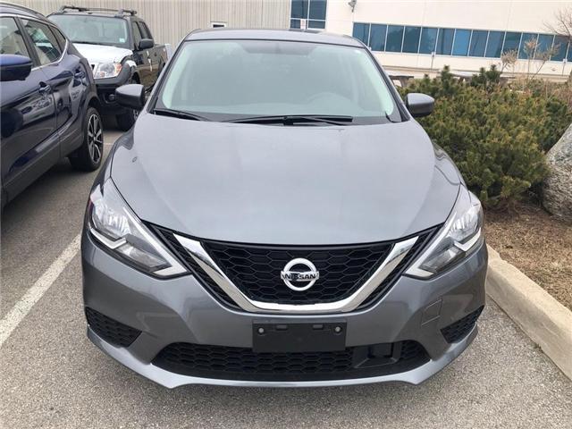 2019 Nissan Sentra 1.8 S (Stk: Y6018) in Burlington - Image 2 of 5