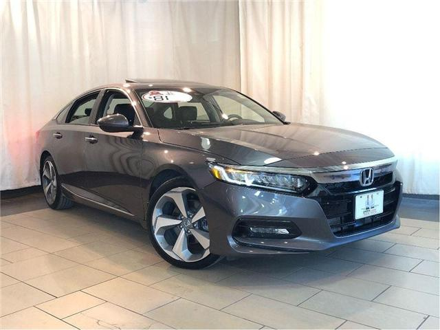 2018 Honda Accord Touring | Navigation | Leather | Sunroof | Honda S (Stk: 38546) in Toronto - Image 1 of 30