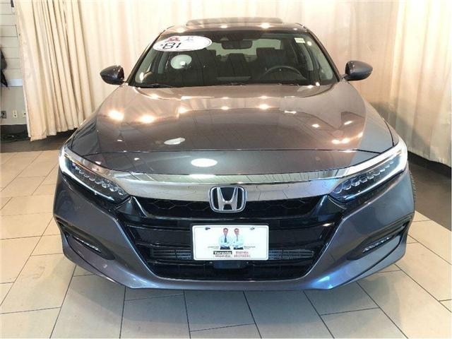 2018 Honda Accord Touring | Navigation | Leather | Sunroof | Honda S (Stk: 38546) in Toronto - Image 2 of 30