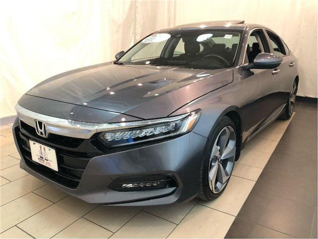 2018 Honda Accord Touring | Navigation | Leather | Sunroof | Honda S (Stk: 38546) in Toronto - Image 3 of 30