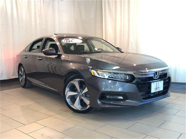 2018 Honda Accord Touring | Navigation | Leather | Sunroof | Honda S (Stk: 38546) in Toronto - Image 8 of 30