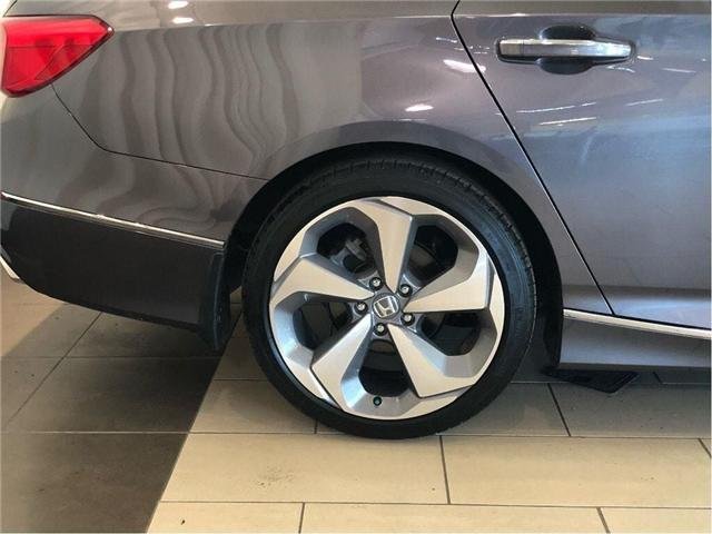2018 Honda Accord Touring | Navigation | Leather | Sunroof | Honda S (Stk: 38546) in Toronto - Image 9 of 30