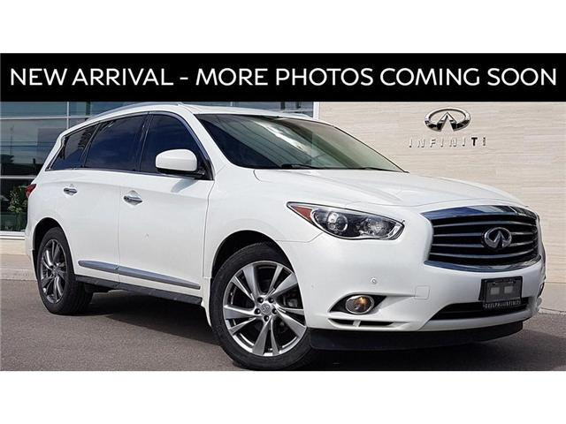 2013 Infiniti JX35 Base (Stk: I6757A) in Guelph - Image 1 of 4