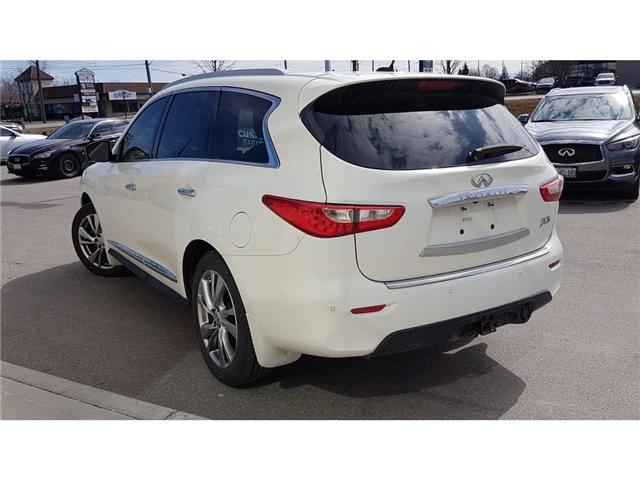 2013 Infiniti JX35 Base (Stk: I6757A) in Guelph - Image 2 of 4