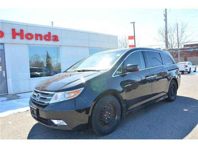 2011 Honda Odyssey Touring (Stk: Z00476A) in Gloucester - Image 2 of 28