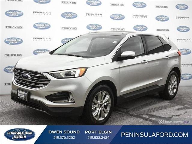 2019 Ford Edge Titanium (Stk: 19ED29) in Owen Sound - Image 1 of 24
