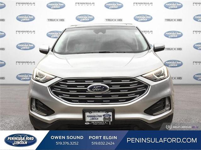 2019 Ford Edge Titanium (Stk: 19ED29) in Owen Sound - Image 2 of 24