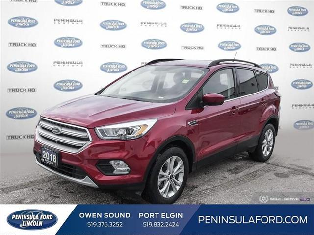 2018 Ford Escape SEL (Stk: 1730) in Owen Sound - Image 1 of 24