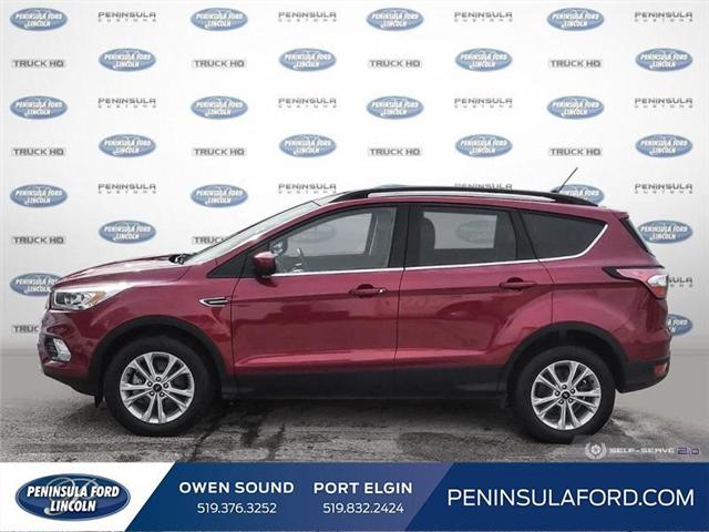 2018 Ford Escape SEL (Stk: 1730) in Owen Sound - Image 3 of 24