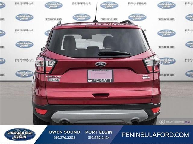 2018 Ford Escape SEL (Stk: 1730) in Owen Sound - Image 5 of 24