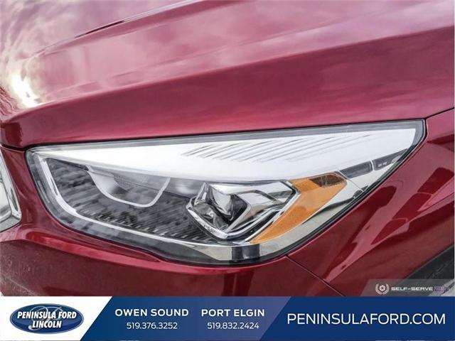 2018 Ford Escape SEL (Stk: 1730) in Owen Sound - Image 8 of 24