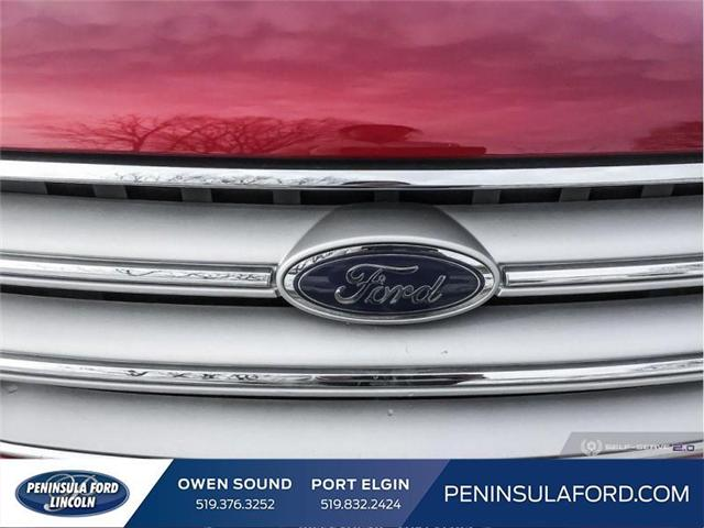 2018 Ford Escape SEL (Stk: 1730) in Owen Sound - Image 9 of 24