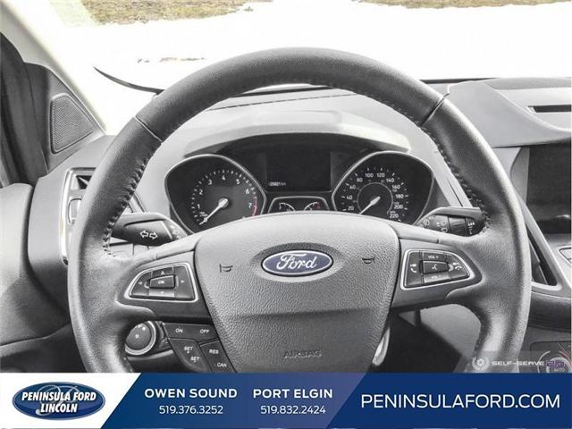 2018 Ford Escape SEL (Stk: 1730) in Owen Sound - Image 13 of 24