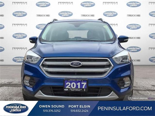 2017 Ford Escape Titanium (Stk: 1737) in Owen Sound - Image 2 of 24