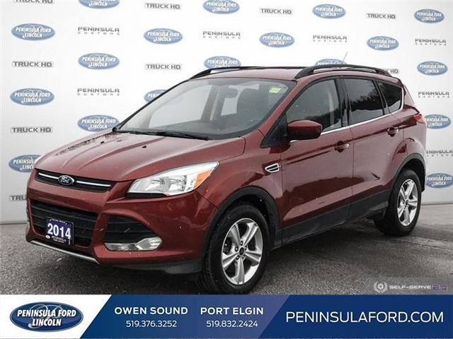 2014 Ford Escape SE (Stk: 19ES40A) in Owen Sound - Image 1 of 24