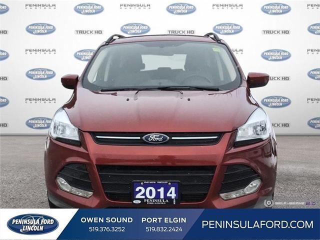 2014 Ford Escape SE (Stk: 19ES40A) in Owen Sound - Image 2 of 24