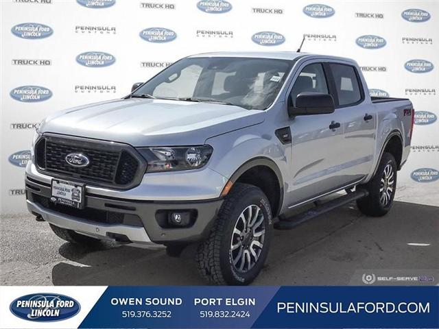 2019 Ford Ranger XLT (Stk: 19RA07) in Owen Sound - Image 1 of 24